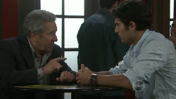 Franco Silvani, Marco Silvani in Neighbours Episode 5471