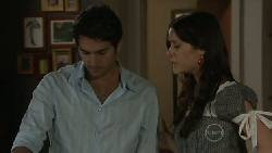 Marco Silvani, Carmella Cammeniti in Neighbours Episode 5472