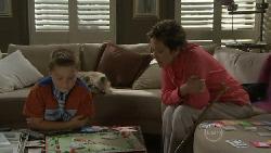 Callum Jones, Audrey, Susan Kennedy in Neighbours Episode 5472
