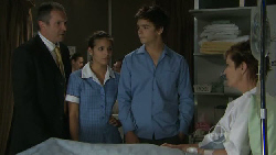 Karl Kennedy, Rachel Kinski, Zeke Kinski, Susan Kennedy in Neighbours Episode 5473