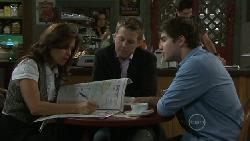Rebecca Napier, Oliver Barnes, Declan Napier in Neighbours Episode 5474