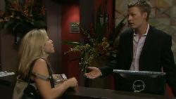 Samantha Fitzgerald, Oliver Barnes in Neighbours Episode 5474