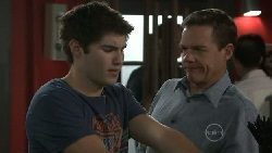 Declan Napier, Paul Robinson in Neighbours Episode 5475