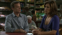 Paul Robinson, Rebecca Napier in Neighbours Episode 5475