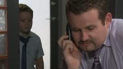 Callum Jones, Toadie Rebecchi in Neighbours Episode 5476