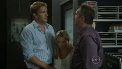 Dan Fitzgerald, Samantha Fitzgerald, Karl Kennedy in Neighbours Episode 5476