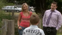 Steph Scully, Callum Jones, Toadie Rebecchi in Neighbours Episode 5476