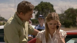 Dan Fitzgerald, Elle Robinson in Neighbours Episode 5478