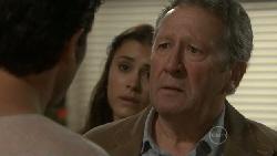 Marco Silvani, Carmella Cammeniti, Franco Silvani in Neighbours Episode 5480