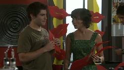Declan Napier, Bridget Parker in Neighbours Episode 5480
