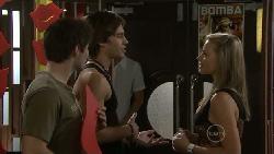 Declan Napier, Ty Harper, Donna Freedman in Neighbours Episode 5480