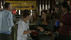 Karl Kennedy, Susan Kennedy, Rachel Kinski, Rebecca Napier, Jay Duncan in Neighbours Episode 5480