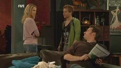 Donna Freedman, Ringo Brown, Lucas Fitzgerald in Neighbours Episode 5966