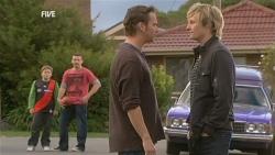 Callum Jones, Toadie Rebecchi, Lucas Fitzgerald, Andrew Robinson in Neighbours Episode 5966