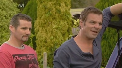 Toadie Rebecchi, Michael Williams in Neighbours Episode 5966