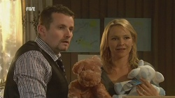Toadie Rebecchi, Steph Scully in Neighbours Episode 5967