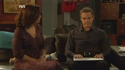 Rebecca Napier, Paul Robinson in Neighbours Episode 5967