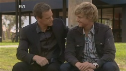 Paul Robinson, Andrew Robinson in Neighbours Episode 5967