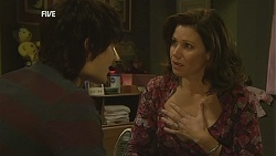 Declan Napier, Rebecca Napier in Neighbours Episode 5996