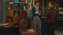 Declan Napier, Paul Robinson in Neighbours Episode 5997