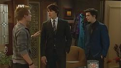 Ringo Brown, Declan Napier, Zeke Kinski in Neighbours Episode 5997