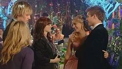 Natasha Williams, Andrew Robinson, Summer Hoyland, Donna Freedman, Ringo Brown in Neighbours Episode 5998