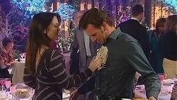 Libby Kennedy, Lucas Fitzgerald in Neighbours Episode 5998