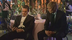 Paul Robinson, Andrew Robinson in Neighbours Episode 6000