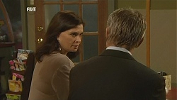 Diana Marshall, Jack Ward in Neighbours Episode 6000