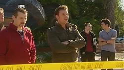 Toadie Rebecchi, Lucas Fitzgerald in Neighbours Episode 6001