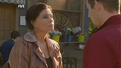 Diana Marshall, Toadie Rebecchi in Neighbours Episode 6001