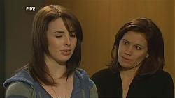 Kate Ramsay, Rebecca Napier in Neighbours Episode 6001