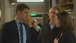 Mark Brennan, Rebecca Napier in Neighbours Episode 6001
