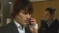 Declan Napier in Neighbours Episode 6001