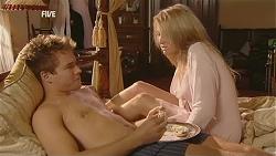 Ringo Brown, Donna Freedman in Neighbours Episode 6002