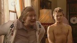 Mrs June Thomas, Ringo Brown in Neighbours Episode 6002