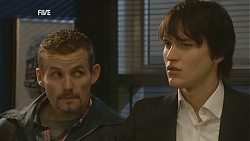 Toadie Rebecchi, Declan Napier in Neighbours Episode 6002