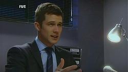 Mark Brennan in Neighbours Episode 6003