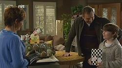 Susan Kennedy, Karl Kennedy, Ben Kirk in Neighbours Episode 6003