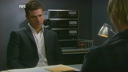 Mark Brennan, Andrew Robinson in Neighbours Episode 6004