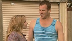 Natasha Williams, Michael Williams in Neighbours Episode 6004