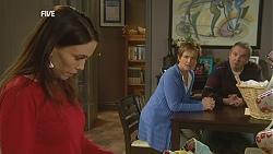 Libby Kennedy, Susan Kennedy, Karl Kennedy in Neighbours Episode 6004
