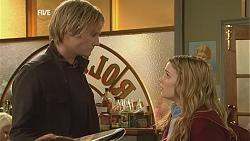 Andrew Robinson, Natasha Williams in Neighbours Episode 6004