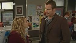 Natasha Williams, Michael Williams in Neighbours Episode 6005