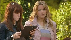 Summer Hoyland, Natasha Williams in Neighbours Episode 6006