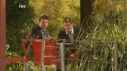 Tony Mitchell, Mark Brennan in Neighbours Episode 6006