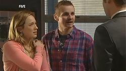 Sonya Mitchell, Toadie Rebecchi, Mark Brennan in Neighbours Episode 6007