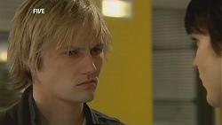 Andrew Robinson, Declan Napier in Neighbours Episode 6007