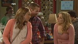 Sonya Mitchell, Toadie Rebecchi, Natasha Williams in Neighbours Episode 6007