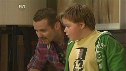 Toadie Rebecchi, Callum Jones in Neighbours Episode 6007